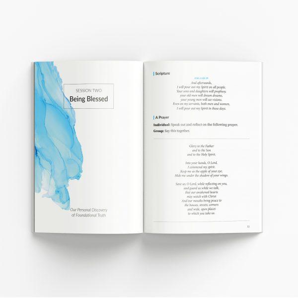 Participant's Manual inside view
